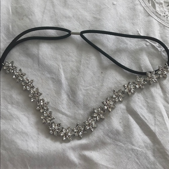 Accessories - Headband with Sparkling Stone Box Included